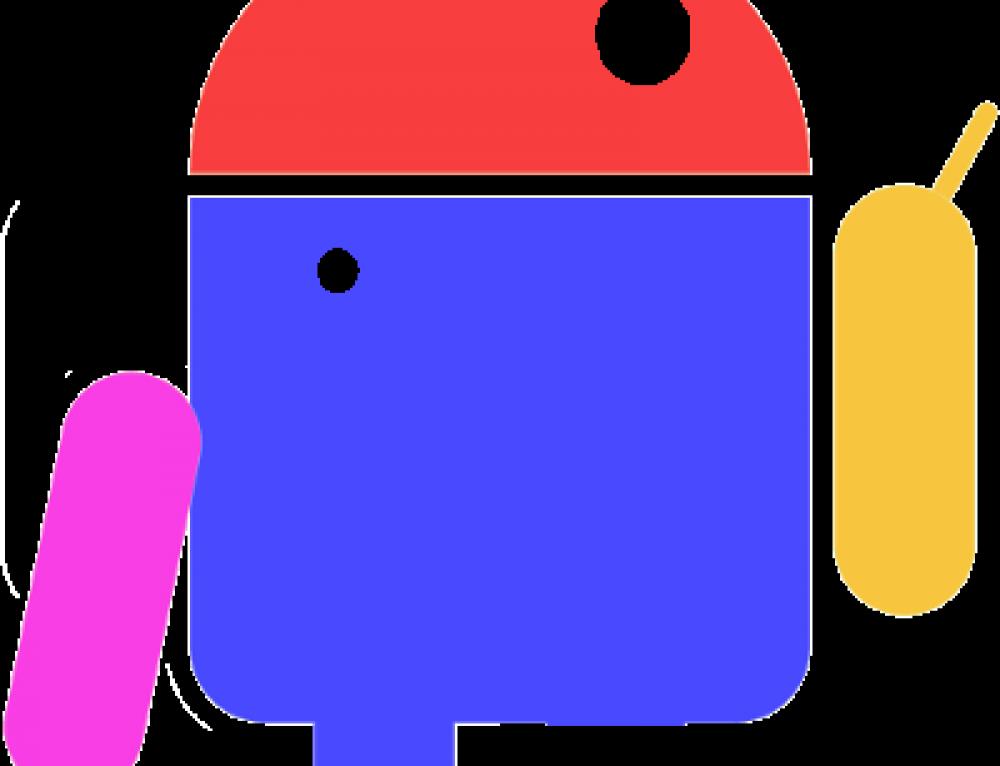 El lastre de las capas personalizadas en Android