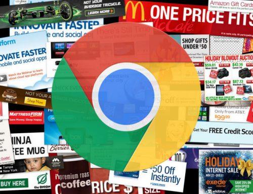 Eliminar adware de Google Chrome
